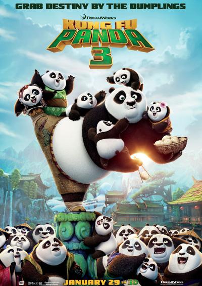 Kungfu Gấu Trúc 3